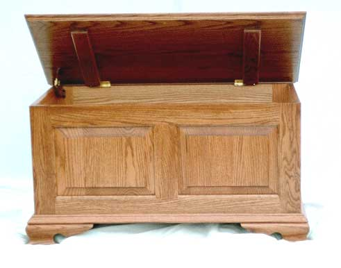 classic amish cedar chest